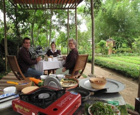 Farming Tour to Tra Que Village, Hoian